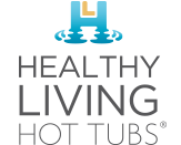 Healthy Living Hot Tubs Logo