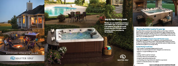 Hot Tub Backyard Planning Spread